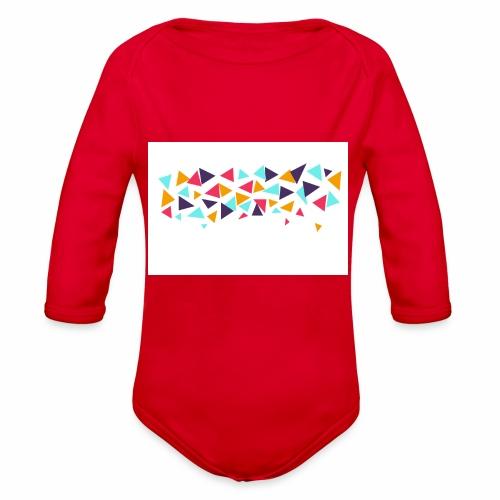 T shirt - Organic Long Sleeve Baby Bodysuit