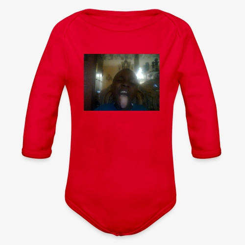 RASHAWN LOCAL STORE - Organic Long Sleeve Baby Bodysuit