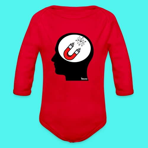 BMG- Attraction Law Mindset Collection - Organic Long Sleeve Baby Bodysuit