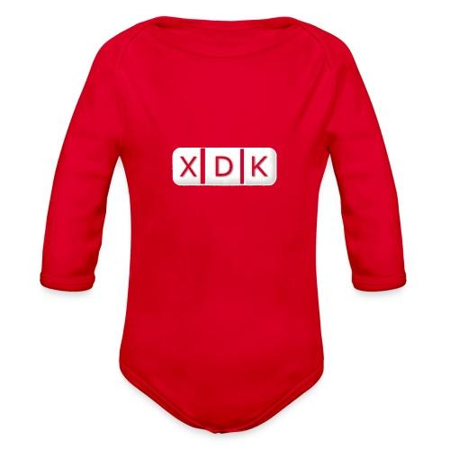 100207540 - Organic Long Sleeve Baby Bodysuit