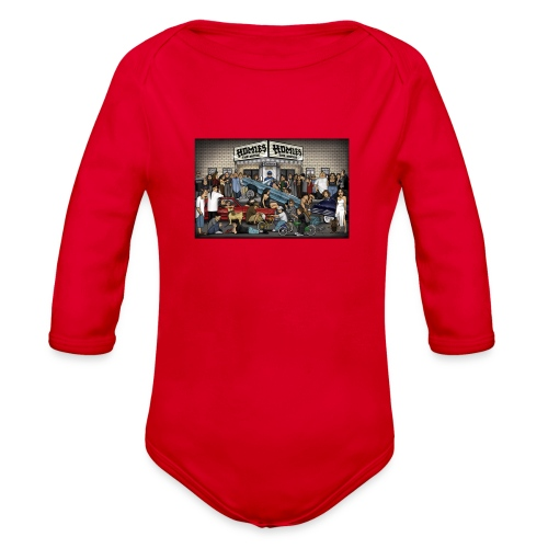 8FA1A98B 58B6 4C95 9D47 2EC8524ABF14 - Organic Long Sleeve Baby Bodysuit