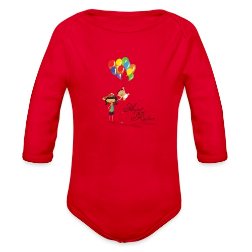 Aunt Rules - Organic Long Sleeve Baby Bodysuit