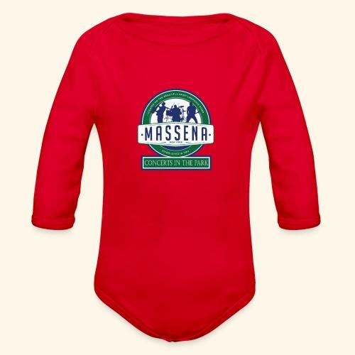 Massena CitP - Organic Long Sleeve Baby Bodysuit
