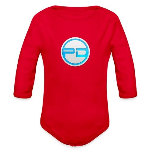 PR0DUD3 - Organic Long Sleeve Baby Bodysuit