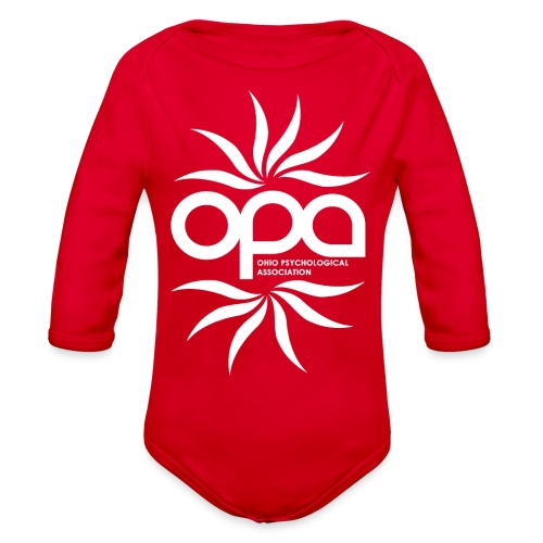 OPA Tote - Organic Long Sleeve Baby Bodysuit