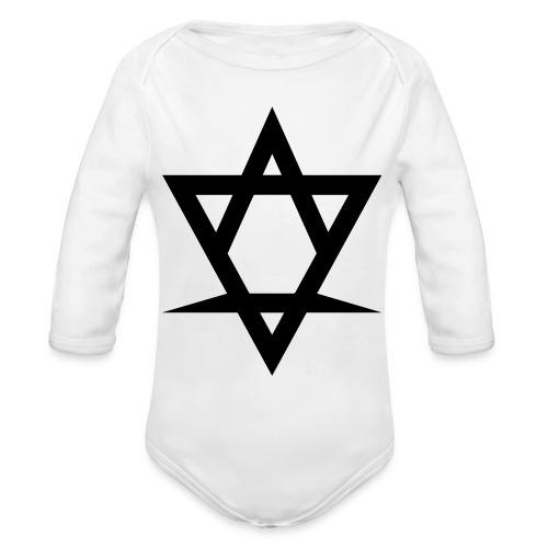 Hats - Organic Long Sleeve Baby Bodysuit