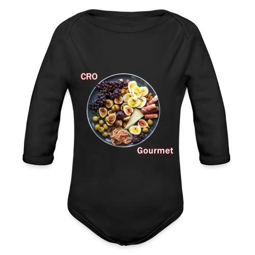 Croatian Gourmet - Organic Long Sleeve Baby Bodysuit
