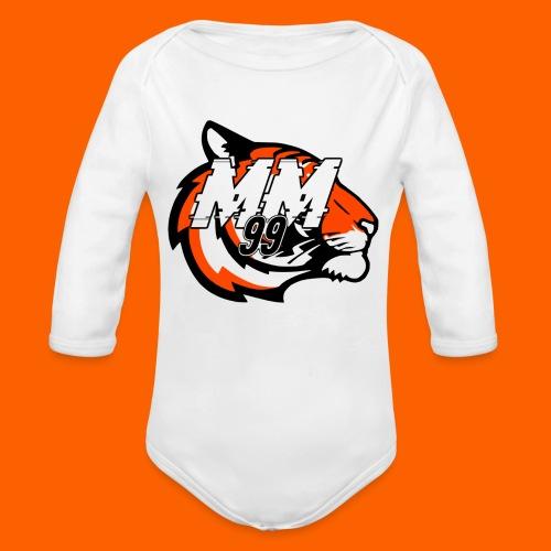 the OG MM99 Unltd - Organic Long Sleeve Baby Bodysuit