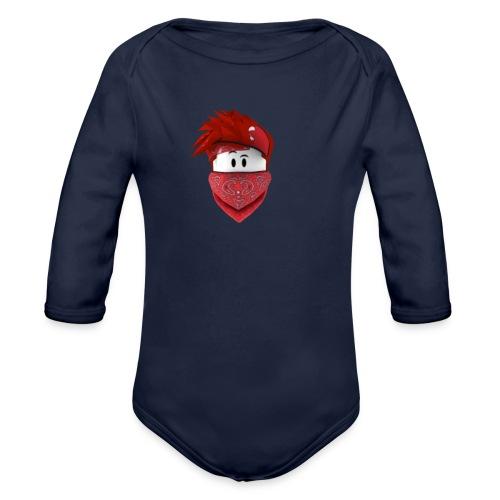 henry - Organic Long Sleeve Baby Bodysuit