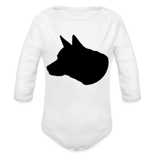 ESPUMA - Organic Long Sleeve Baby Bodysuit