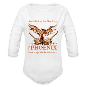 The Phoenix Radio - Long Sleeve Baby Bodysuit