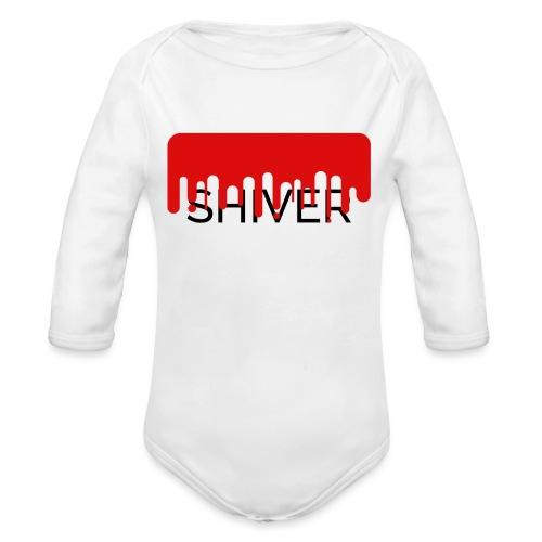 Shiver - Organic Long Sleeve Baby Bodysuit