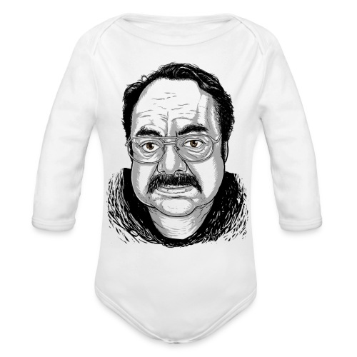 Father's Day - Organic Long Sleeve Baby Bodysuit