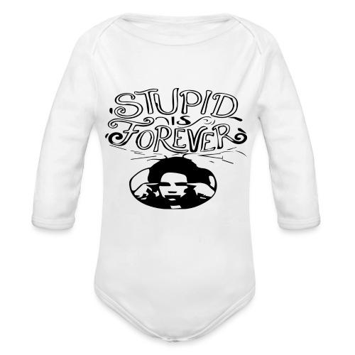 GSGSHIRT35 - Organic Long Sleeve Baby Bodysuit