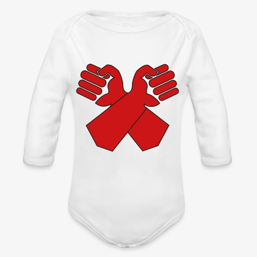 SYNDICAT - Organic Long Sleeve Baby Bodysuit