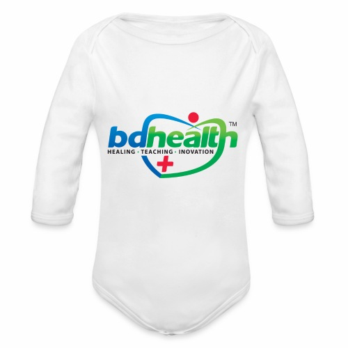 Medical Care - Organic Long Sleeve Baby Bodysuit