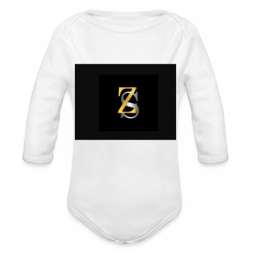 ZS - Organic Long Sleeve Baby Bodysuit