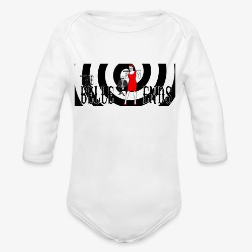 A1F52C3E 47DF 48C9 B616 35AA386F6493 - Organic Long Sleeve Baby Bodysuit