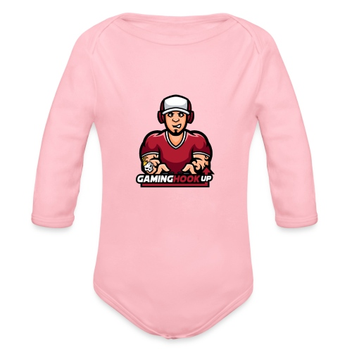 Your One Stop GamingHookup - Organic Long Sleeve Baby Bodysuit