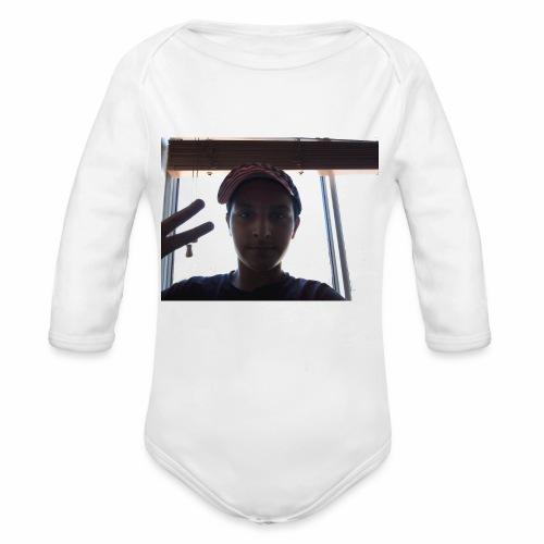 15300638421741891537573 - Organic Long Sleeve Baby Bodysuit