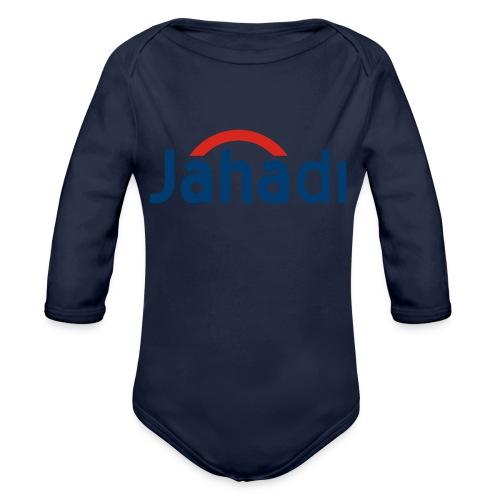JustHadi - Organic Long Sleeve Baby Bodysuit