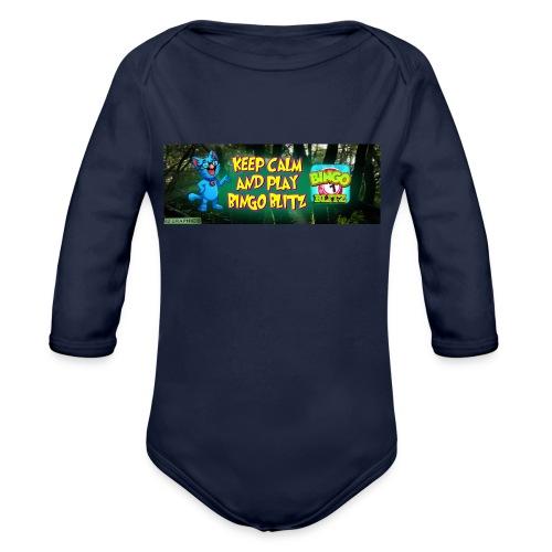KDMYBANNER1 - Organic Long Sleeve Baby Bodysuit