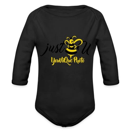 BeeYourSelf - Organic Long Sleeve Baby Bodysuit