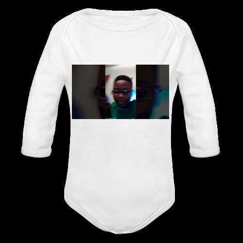 ME - Organic Long Sleeve Baby Bodysuit