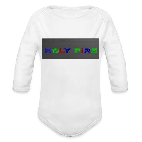 IMG_0036 - Organic Long Sleeve Baby Bodysuit