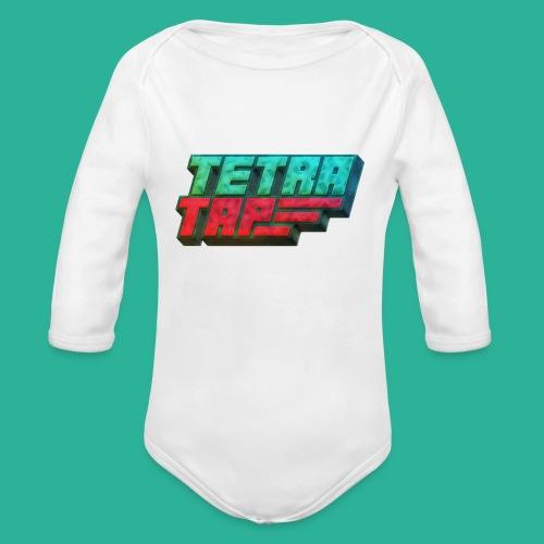 Tetra Tap - Organic Long Sleeve Baby Bodysuit
