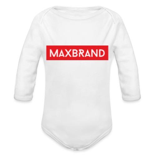 FF22A103 707A 4421 8505 F063D13E2558 - Organic Long Sleeve Baby Bodysuit