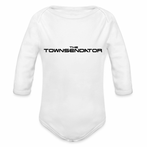 townsendator - Organic Long Sleeve Baby Bodysuit