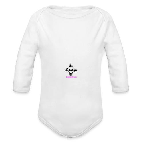 ChromoSpuffy Merch - Organic Long Sleeve Baby Bodysuit