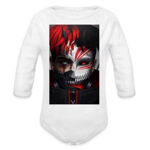 Teen gang - Organic Long Sleeve Baby Bodysuit