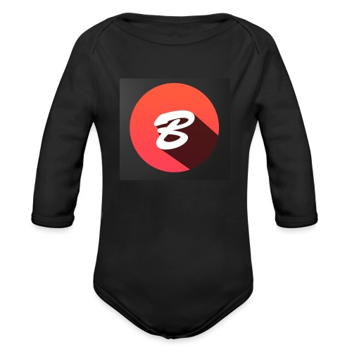BENTOTHEEND PRODUCTS - Organic Long Sleeve Baby Bodysuit