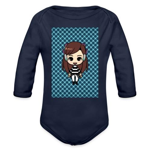 Kids t shirt - Organic Long Sleeve Baby Bodysuit