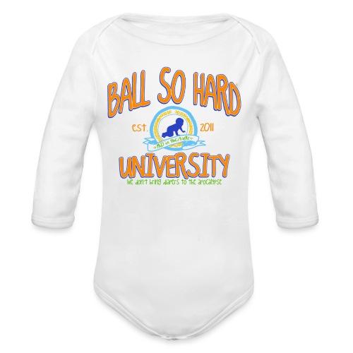 BSHU Baby - Organic Long Sleeve Baby Bodysuit