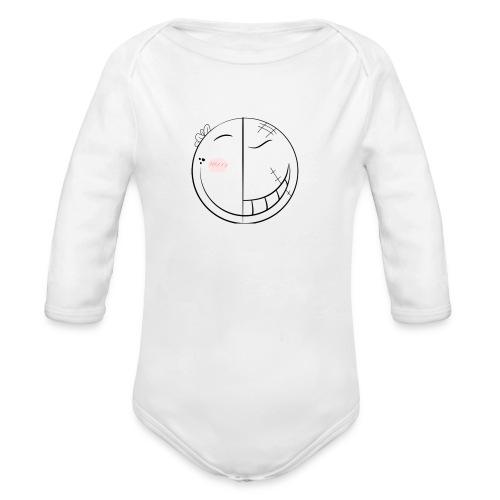 Alter Ego icon - Organic Long Sleeve Baby Bodysuit