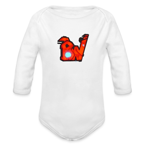 BW - Organic Long Sleeve Baby Bodysuit