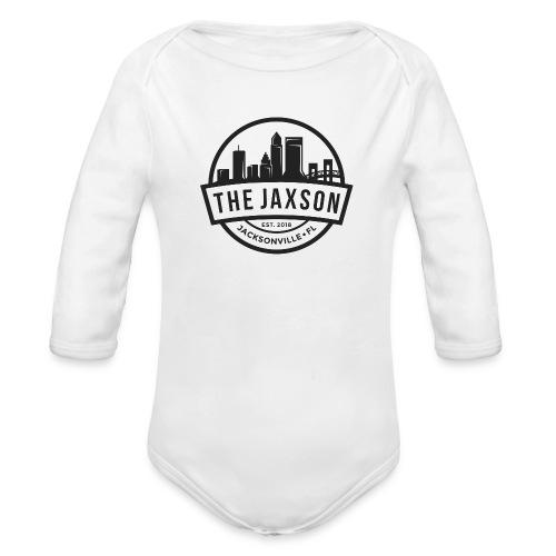 The Jaxson - Organic Long Sleeve Baby Bodysuit
