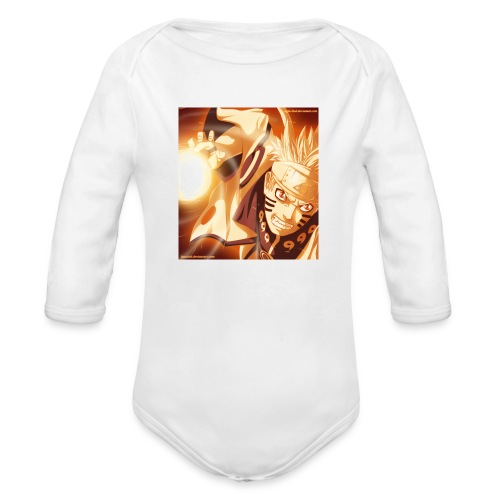 kyuubi mode by agito lind d5cacfc - Organic Long Sleeve Baby Bodysuit