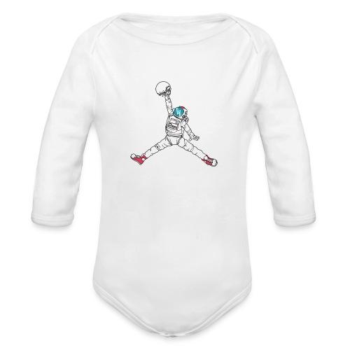 123 59 57 85 20170915154910719415039 bl - Organic Long Sleeve Baby Bodysuit