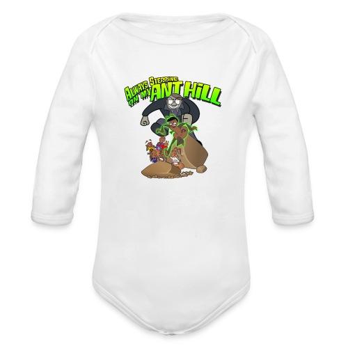 Ant Bully - Organic Long Sleeve Baby Bodysuit