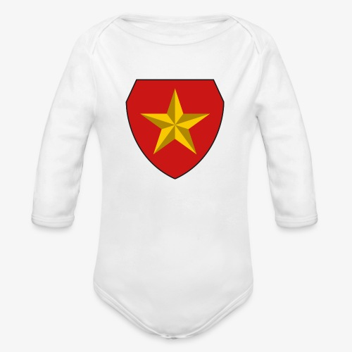 APG - Organic Long Sleeve Baby Bodysuit