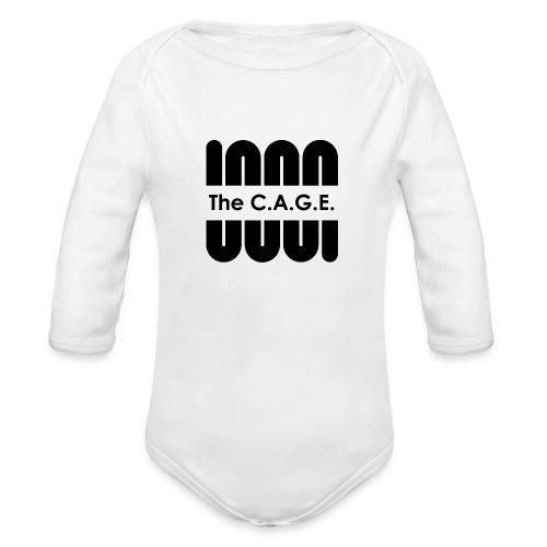 Coil black png - Organic Long Sleeve Baby Bodysuit