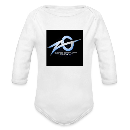 ZeroGravity - Organic Long Sleeve Baby Bodysuit