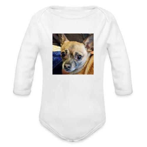 Pablo - Organic Long Sleeve Baby Bodysuit