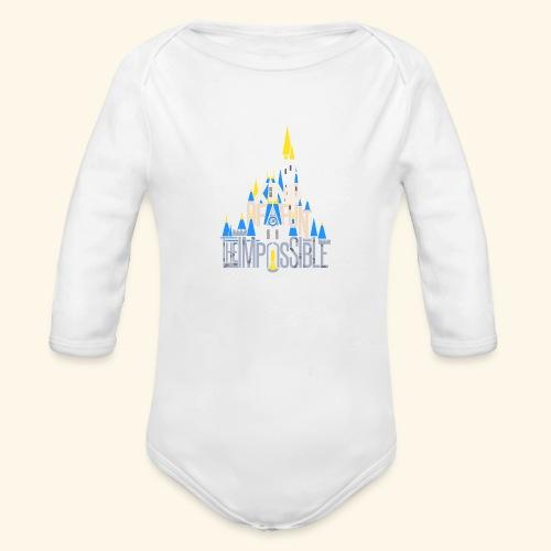 It's Kind of Fun... Original - Organic Long Sleeve Baby Bodysuit