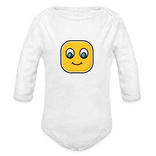 cool - Organic Long Sleeve Baby Bodysuit