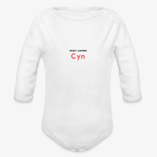 Expla1n what 1 Do Premium Print - Organic Long Sleeve Baby Bodysuit